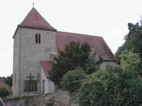 Bergkirche Bad Rappenau-Heinsheim - Außenansicht