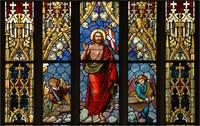 Stadtkirche Altarfenster