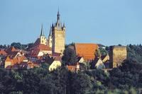 Stadtsilhouette Bad Wimpfen
