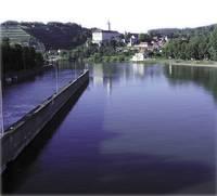 Der Neckar bei Gundelsheim