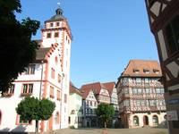 Marktplatz Mosbach