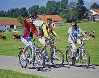 Radtouren mit dem E-Bike