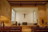 Herz-Hesu-Kirche Innenraum