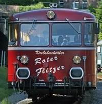 Krebsbachtalbahn Roter Flitzer