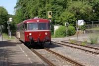 Krebsbachtalbahn Lokomotive