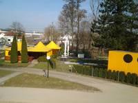 Minigolf im Kurpark Bad Rappenau