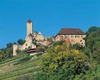 Neckarzimmern - Burg Hornberg