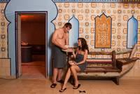 sauna ceremony