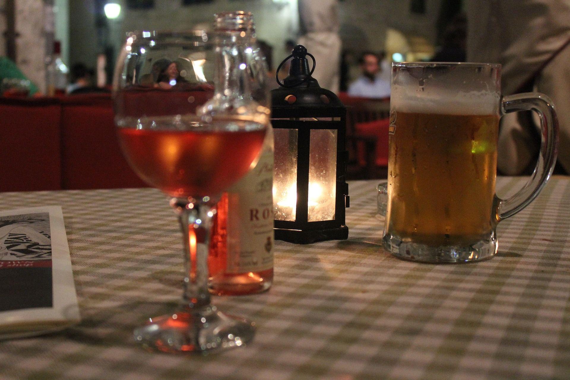 Wein- und Biergaststätten